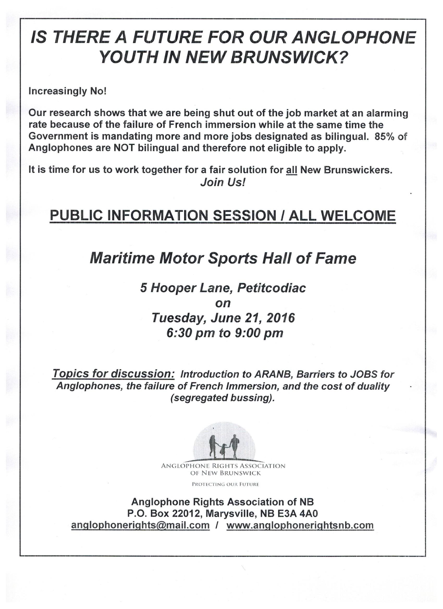 Petitcodiac Poster in jpg - June 21 2016  - community meeting